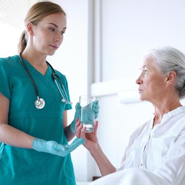 Hygienebeauftragter in der Pflege/im Gesundheitswesen