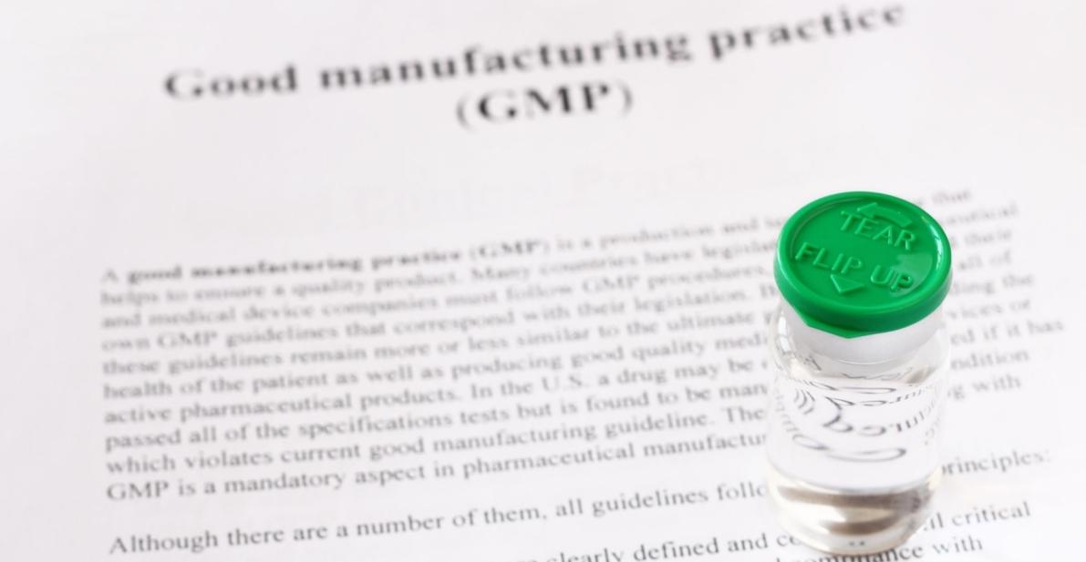 GMP Richtlinie