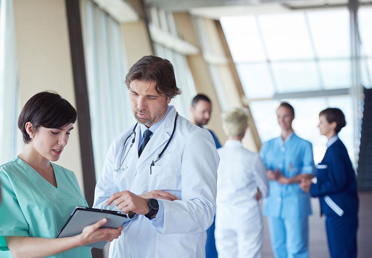 Krankenhaushygiene / Hygienemanagement im Krankenhaus